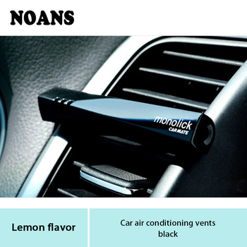 For VW polo passat b5 b6 Mazda 3 6 cx-5 Toyota corolla Ford focus 2 Car Solid Perfumer Air Freshener Clip Accessories image