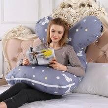 Подушка для тела беременных постельное белье наволочки подушки