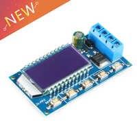 8A 1-Kanal 1Hz-150KHz Dual Modus LCD PWM Pulse Frequenz Duty Zyklus Modul Signal Generator fahrer Modul für Motor Lampe