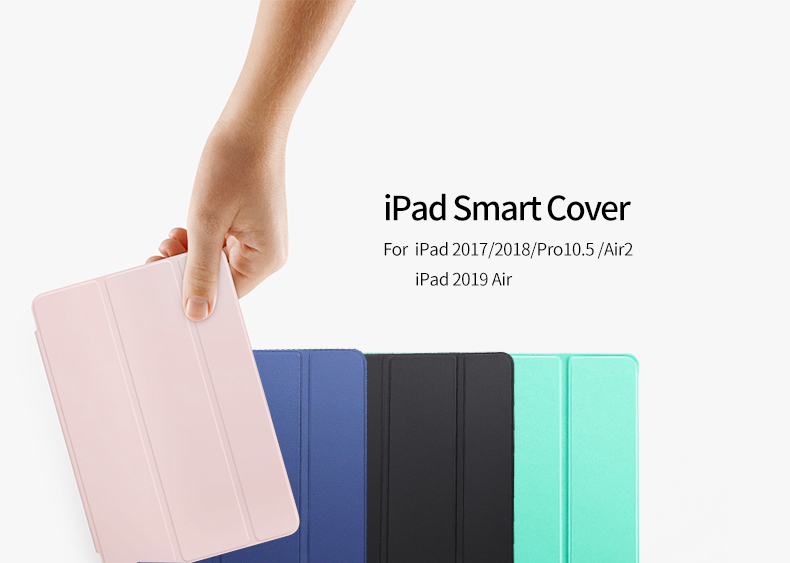 Ebook-Case Pouch Tri-Fold iPad Apple 7th-Generation-Case A2232-Sleeve 7-10.2 Tablet