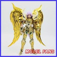 แฟนรุ่น IN STOCK โลหะคลับ MC metalclub Soul of GOLD Aries Mu Saint Seiya เกราะโลหะตำนานผ้า action FIGURE
