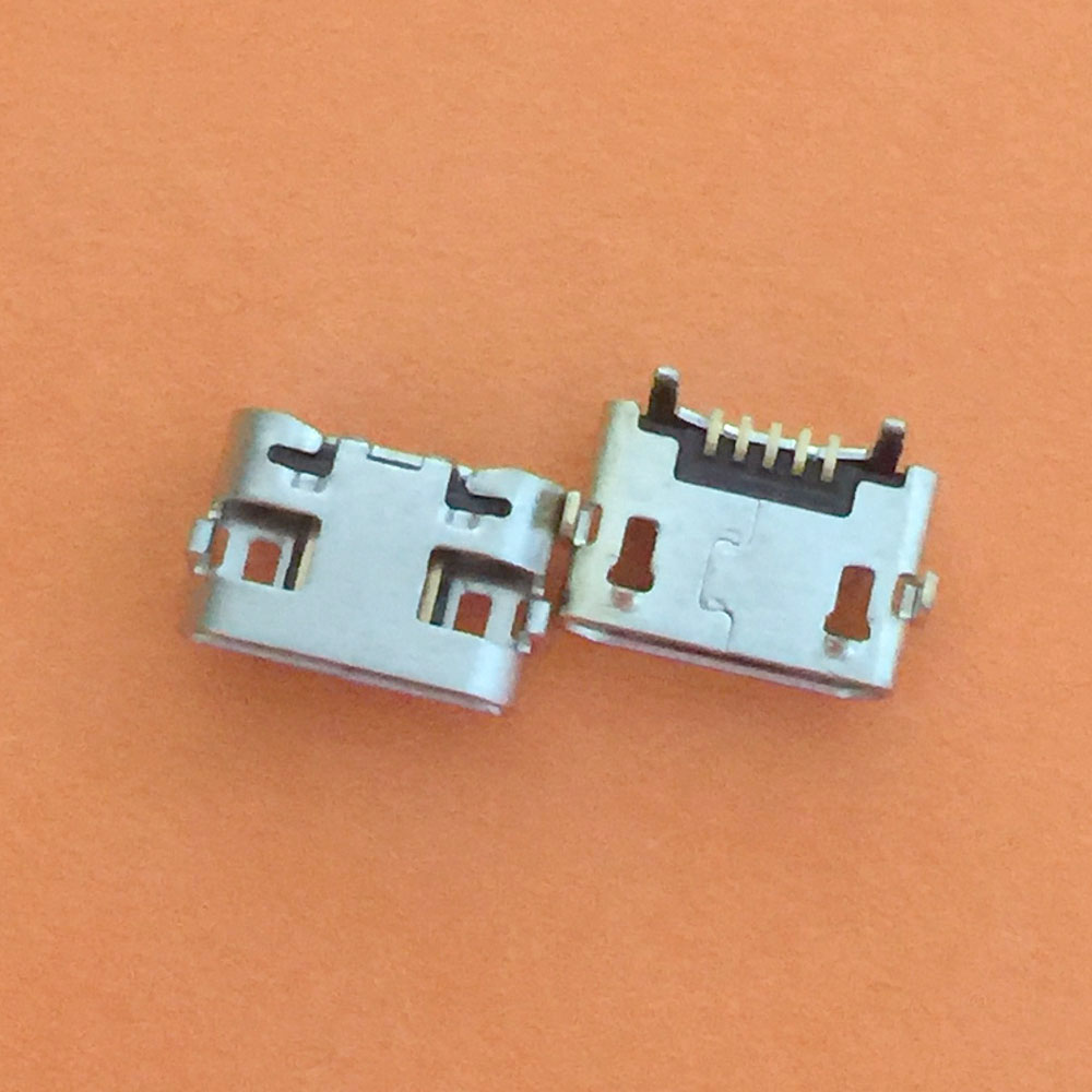5-10pcs For Huawei Y5 II For Alcatel One Touch Pixi 4 Micro USB Jack Charging Port Charger Connector Socket Power Plug Dock