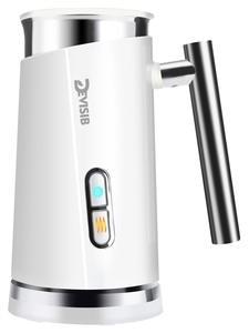 DEVISIB Electric-Cappuccino-Machine Foamer Milk-Steamer Home-Appliances Automatic Hot/cold-Use