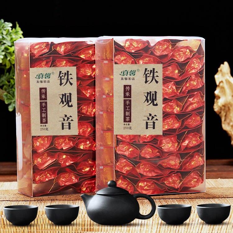 2020 Fujian Tieguanyin Oolong Thee Alpine Orchidee Voor Clear Warmte En Kater
