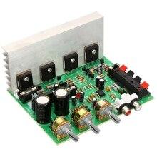 цена на DX-206 2.0 Stereo Audio Power Amplifier Board RCA Tone Board 80W+80W High Power DIY Speaker Amplifier Board