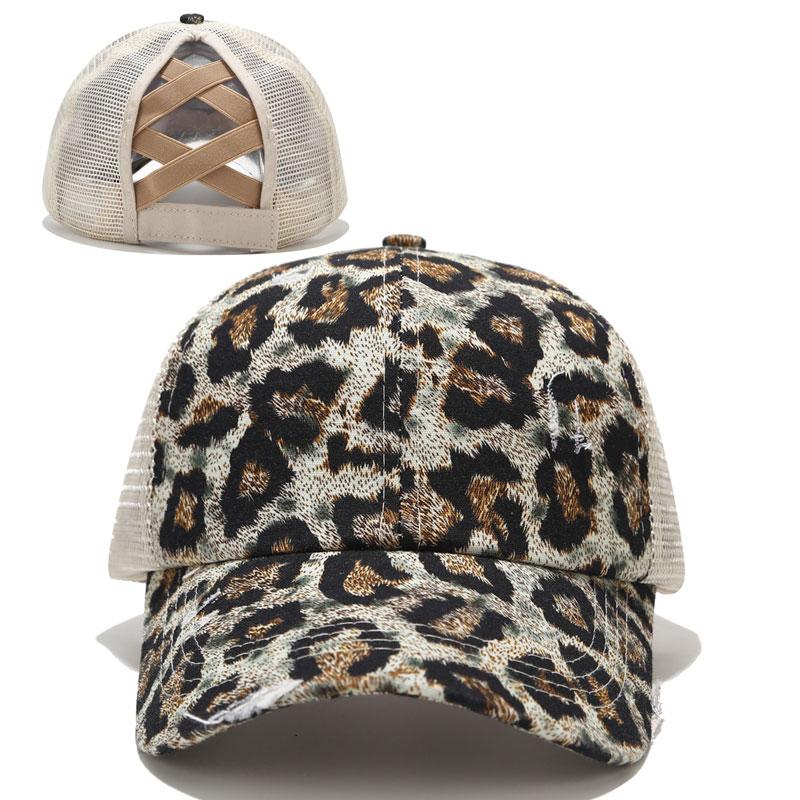 Bandage Back-Leopard