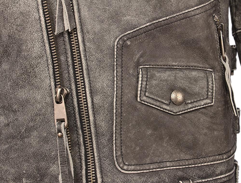 H6c201f79ca6340f5b8f499480e7c45bfs Vintage Motorcycle Jacket Slim Fit Thick Men Leather Jacket 100% Cowhide Moto Biker Jacket Man Leather Coat Winter Warm M455
