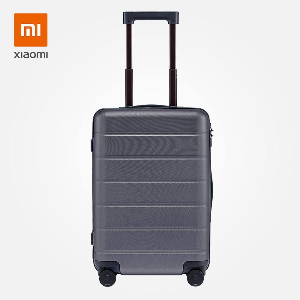 Xiaomi Luggage Classic 20 inch MI Suitcase Carry On Universal Wheel TSA Lock Password Travel Business For Men Women Carry-Ons  - AliExpress