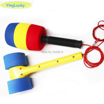 Martillo de esponja multicolor para piezas de máquinas de juegos para niños/hámster/golpeo de cucarachas/accesorios de máquinas de juegos Arcade