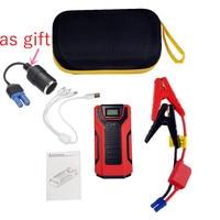 Multifunction Car Jump Starter 12V 16000mAh Portable Power Bank For Car Booster Battery Emergency Starting Petrol Diesel Auto