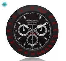 Metall Wand Uhr Uhr Armbanduhr Streeless Uhren Kunst Luxus Wanduhr Beste Geschenk