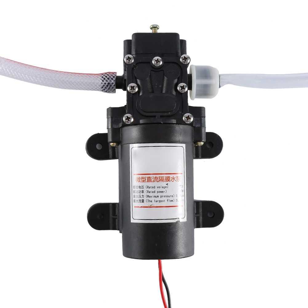 Отстойник для нефти/сырой жидкости, всасывающий перекачивающий насос, экстрактор, обменный перекачивающий насос + трубки для автомобиля, лодочного мотора, 12 В, 60 Вт