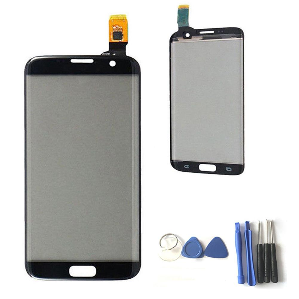 Professional Replacement Touch <font><b>Screen</b></font> <font><b>Digitizer</b></font> Kits For <font><b>Samsung</b></font> Galaxy <font><b>S7</b></font> Edge G935 Touch <font><b>Screen</b></font> Phone Accessories With Tools image