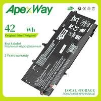 11.1V 42Wh BL06042XL HSTNN W02C 722236 2C1 BL06XL Laptop Battery For HP EliteBook Folio 1040 G0 G1 G2|Laptop Batteries| |  -
