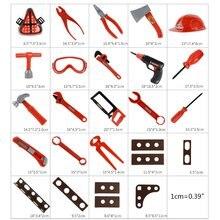 1 Набор садовых инструментов инструменты для ремонта пластиковые