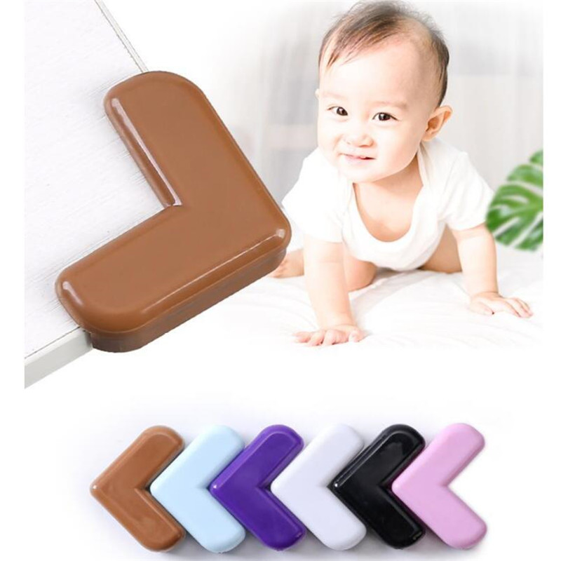 10pcs Durable Baby Anti-Collision Angles Safety Table Edge Corner Protectors Hot