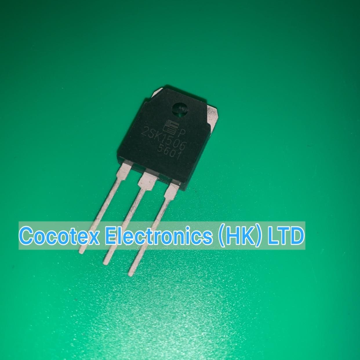 10 шт./лот 2SK1506 TO-220 2S K1506 N-CHANNEL кремниевый силовой MOSFET TO220 2SK 1506