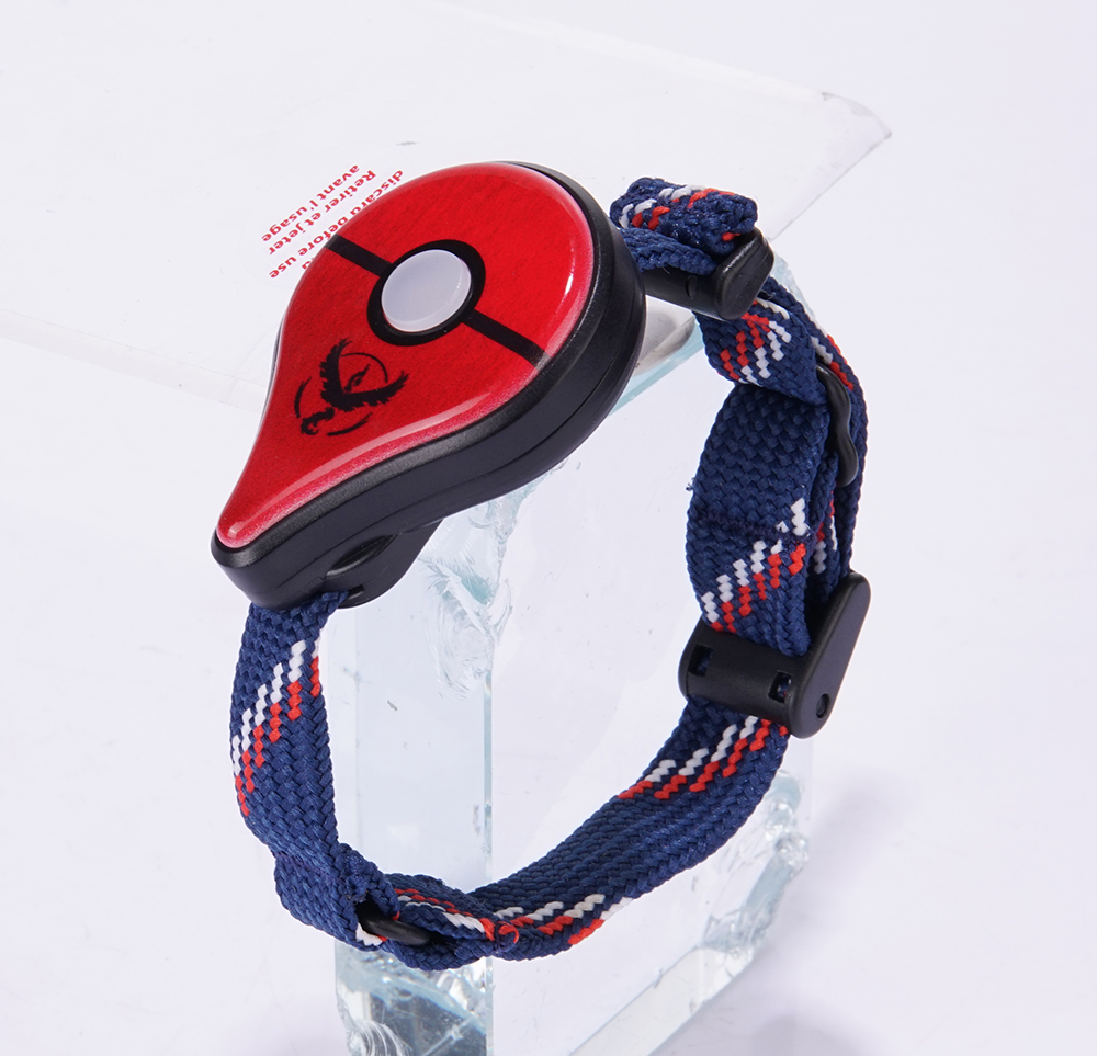 Auto Catch For Pokemon Go Plus Bluetooth Wristband Bracelet Watch Game Accessory New Design