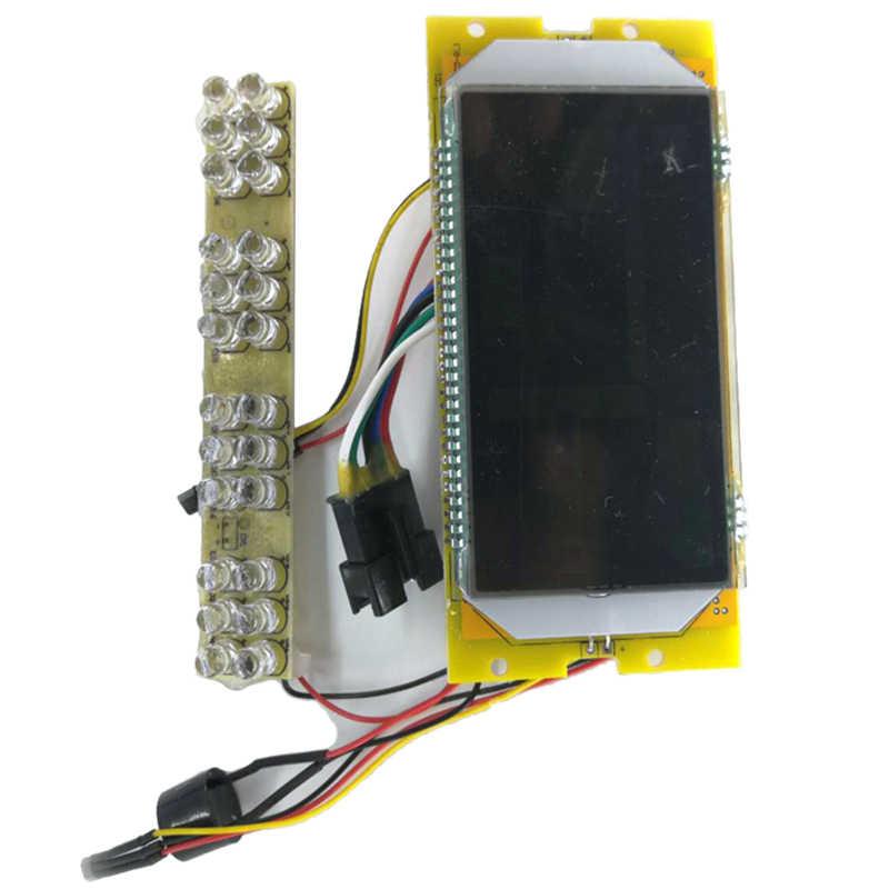 Display A Cristalli liquidi per Kugoo S1 S2 S3 Scooter Elettrico Parti per Universale 36V Scooter Elettrico