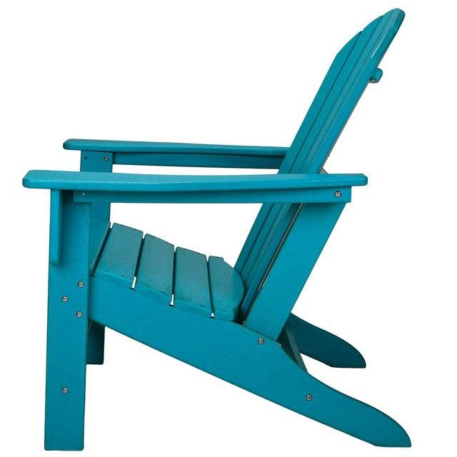Adirondack Patio Chair (Three Colors) 3