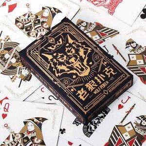 Image 5 - Xiaomi iskambil kartları Poker tahta oyunları kurtadam öldürmek oyun iskambil kartları su geçirmez kartları 3 10 kişi parti toplama oyunu kartları