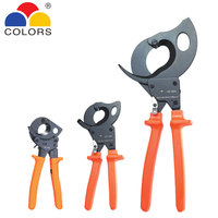 Ratcheting Cable Cutter for 32mm/36mm/60mm Diameter Cable Wire Professional Wire Cut Tool