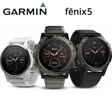 Garmin fenix 5 / fenix 5s / fenix 5x GPS Multisport Smartwatch Triathlon bicycle run swim Watch