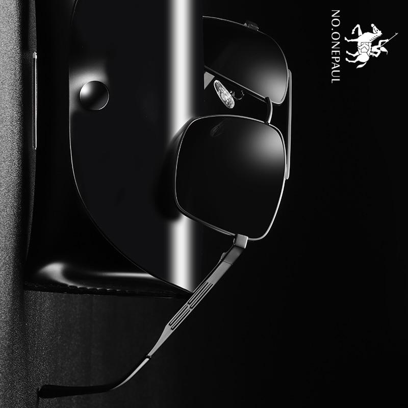 NO.ONEPAUL Round Women Sun Glasses Mens Brand Designer Driving Sunglass For Womens Outdoor Polarized Men Sunglasses Luxury