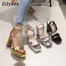 Eilyken Rome Gladiator Sandals Woman Shoe