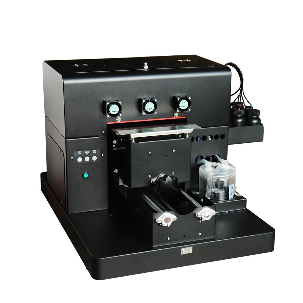2019 A4 LED UV-printer i lille størrelse med prægningseffekt Golf - Kontorelektronik - Foto 3