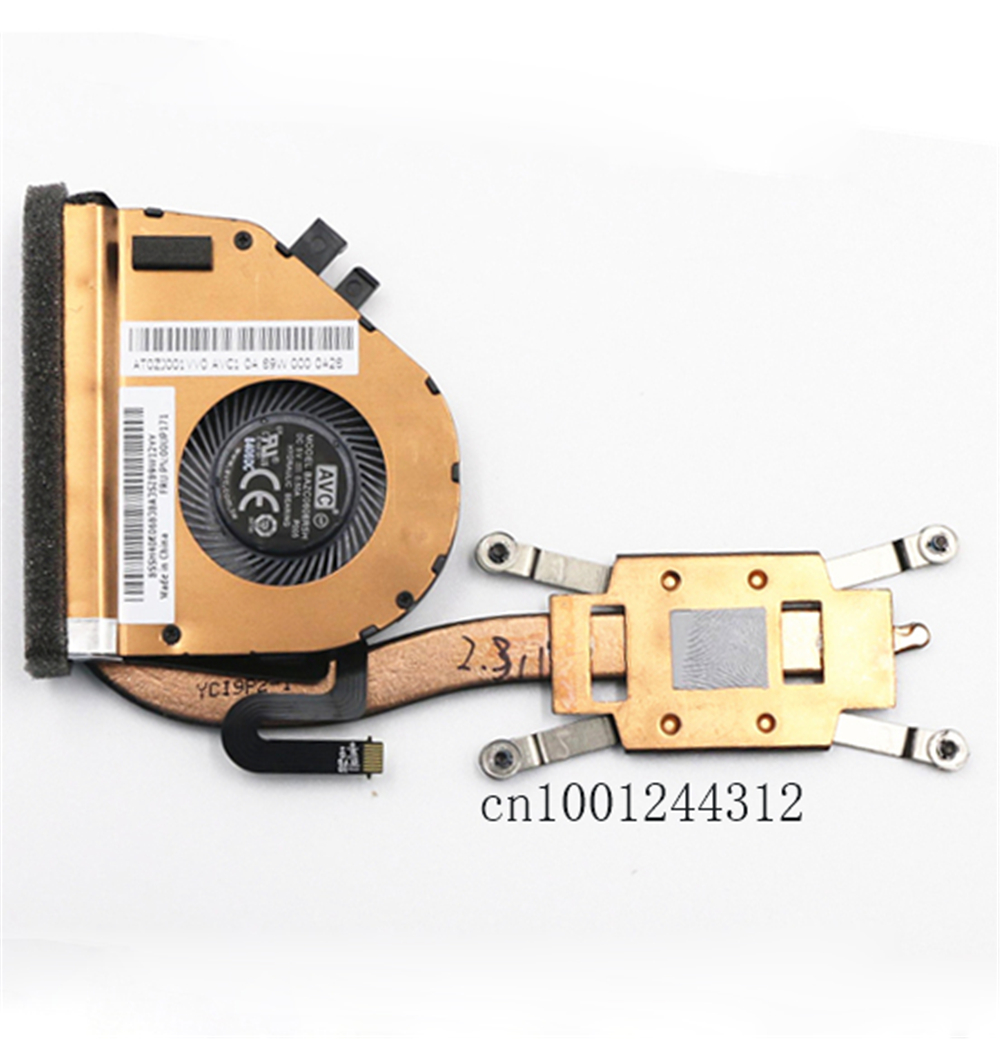 New Original For Laptop Lenovo Thinkpad X260 CPU Heatsink Cooling Fan 00UP173 00UP171