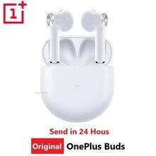 Oryginalne słuchawki OnePlus Buds TWS 13.4mm dynamiczny IPX4 bezprzewodowy Bluetooth 5.0 dla OnePlus 6/6T/7/7 Pro/7T/7T Pro/8/8 Pro/Nord
