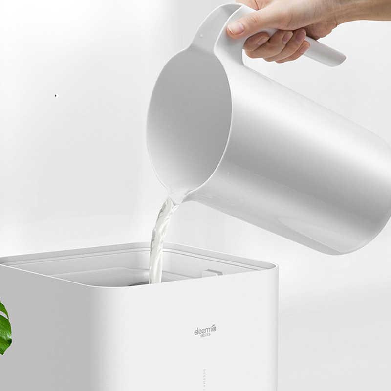 Xiaomi увлажнитель воздуха светодиодный домашний водный диффузор мини увлажнение регулируемый объем тумана семейный распылитель 4л арома-распылитель