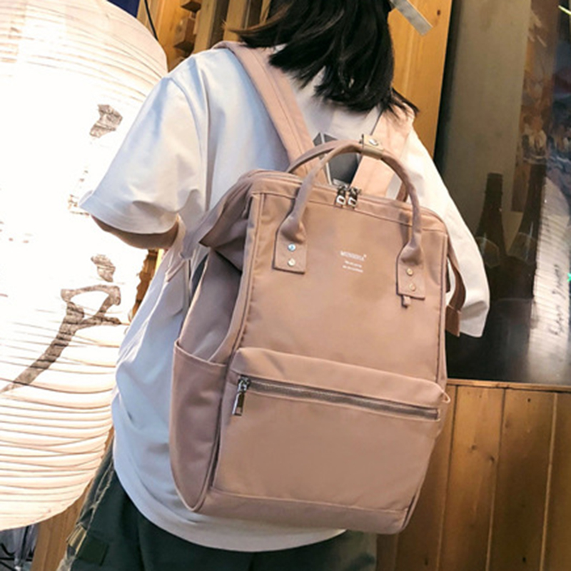 2019 Multifunction Large Waterproof Oxford Backpack Women Backpack Travel Mochila For Mummy Girl SchoolBag Mom Bagpack Sac A Dos