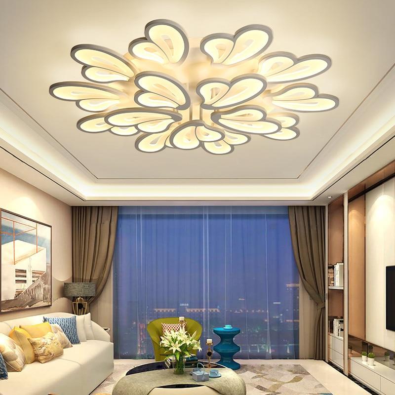12 Arm акриловый скандинавский светильник, современная люстра для прихожей светильник, подвесной светильник, люстра для гостиной, спальни
