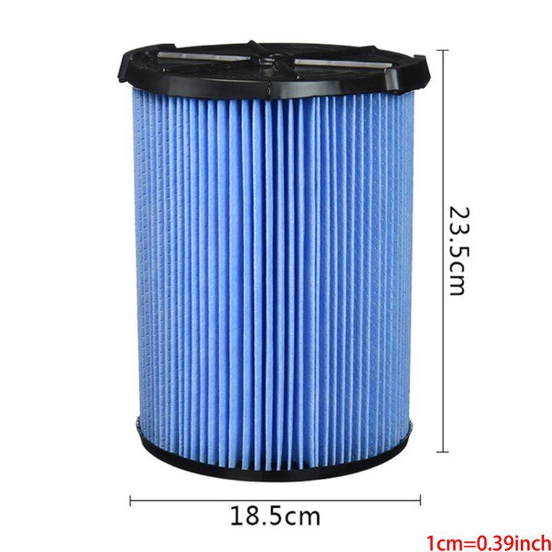 6-20 Gallon Capacity Vacuum Cleaner Filters For Ridgid VF5000 6-20 Gallon Vacuum