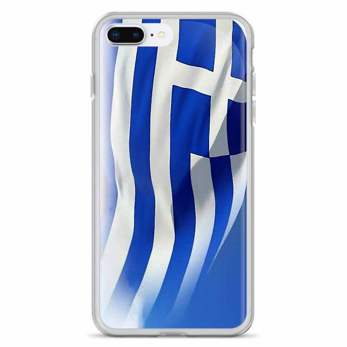 GR اليونانية اليونان العلم راية نمط لسامسونج غالاكسي A3 A5 A7 A9 A8 ستار لايت A6 زائد 2018 2015 2016 2017 لينة بولي Covers يغطي