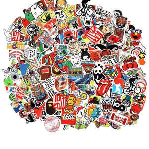 Cartoon Sticker Toy ...