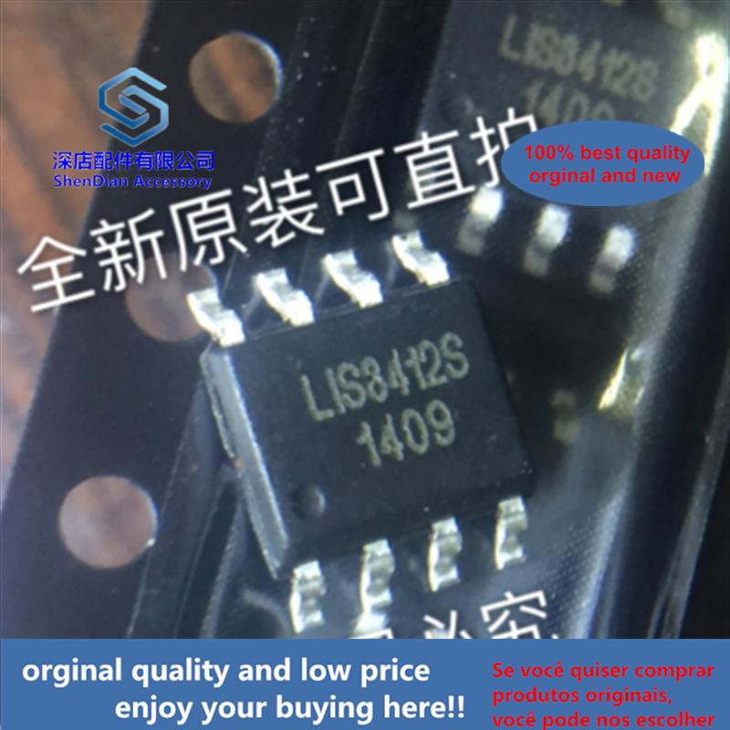 20pcs 100% Orginal And New LIS8412S SOP8 L1S8412S L1S84125 Best Qualtiy