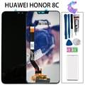 Originele voor Huawei Honor 8C Lcd-scherm Touch Digitizer Vergadering voor Honor 8C BKK-AL10 LCD Display 10 Touch Reparatie deel