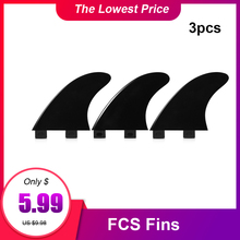 Surfboard-Fin Paddle-Board Fcs-Fins Sup-Accessory Stand-Up Water-Wave-Fin Thrusters Nylon