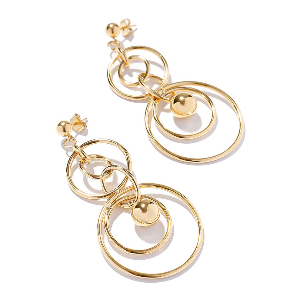 Jewelry Dangle Earrings Exclaim for womens 035G2610E Jewellery Womens Accessories Bijouterie