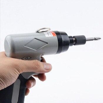 цена на Pneumatic Tool 5h Gun Type High Quality Industrial Pneumatic Screwdriver Pneumatic Tapping Gun Impact Type Pneumatic Screwdriver