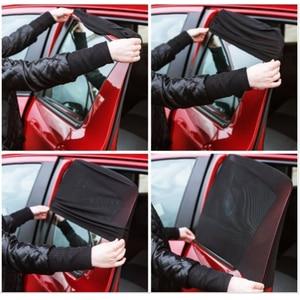 Image 5 - Parasol Universal para coche accesorios de cortina accesorios para Auto decoración del hogar tablero colgante de verano protector solar