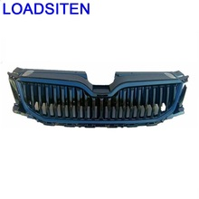 Exterior Protector Accessory Decorative Mouldings Auto Styling Car Accessories Racing Grills FOR Skoda Octavia