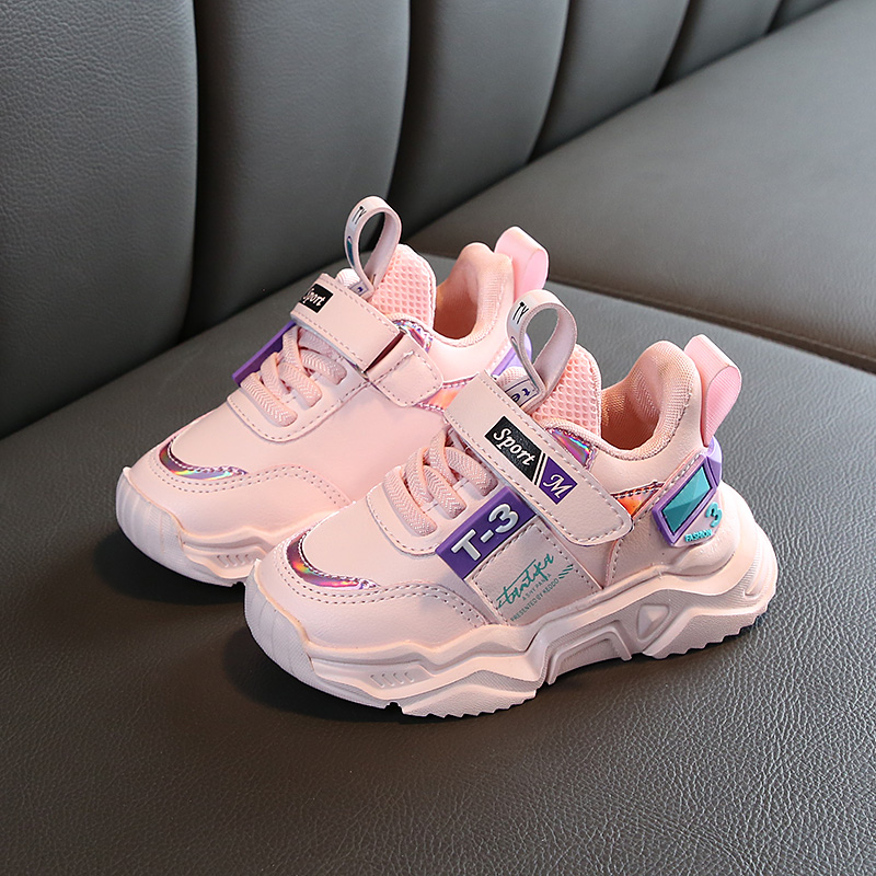 Free ShipàShoes Sneakers Comfortable Artificial Leather Girls Baby Boys Sports Winter Fashion And