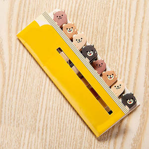 Bookmarks Stationery Paper-Stickers Posted Memo-Pad It-Planner School-Supplies Index