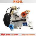 Compressor novo da c.a. do condicionador de ar de sv07c para toyota passo daihatsu terios 88320 b1020 88320b1020 88320 b4010 88320b4010 Instalação de ar-condicionado     -