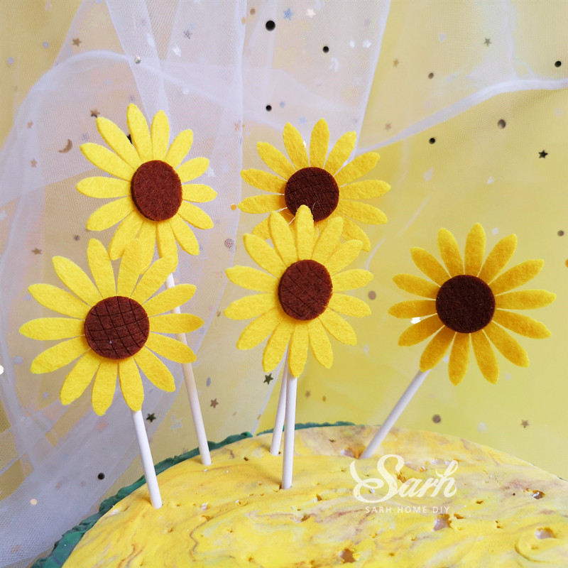5pc sun flower