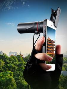 Monocular Telescope Zooming Focus Optical-Hunting High-Quality 30x25 HD Green-Film Hot-Selling